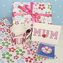 'Mum' Mug Mother's Day Gift Set