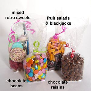 Retro Sweets - wedding favours