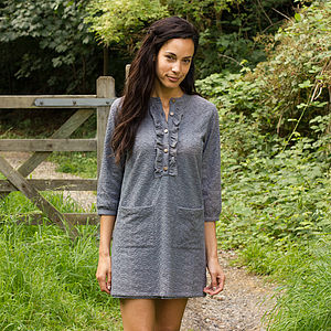 So Chic Shirt Tunic