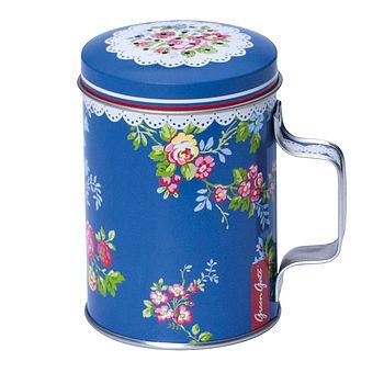 Floral Flour Shaker