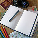 Classic Artist's Travel Journal