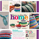 in Let's Knit Magazine Jan2013