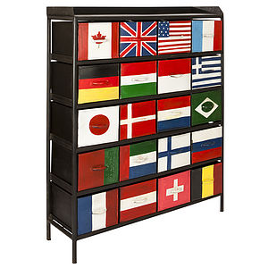 Jodin Flag Chest Of Drawers - furniture