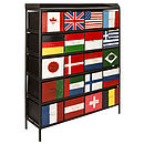 Jodin Flag Chest Of Drawers