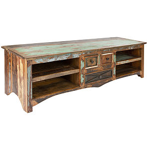 Koteak Meru TV Console - living room