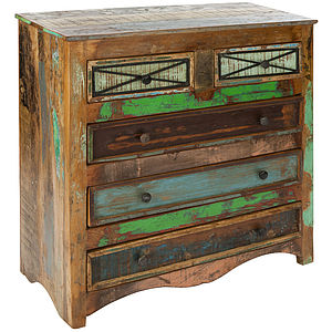 Koteak Tabora Chest Of Drawers - furniture