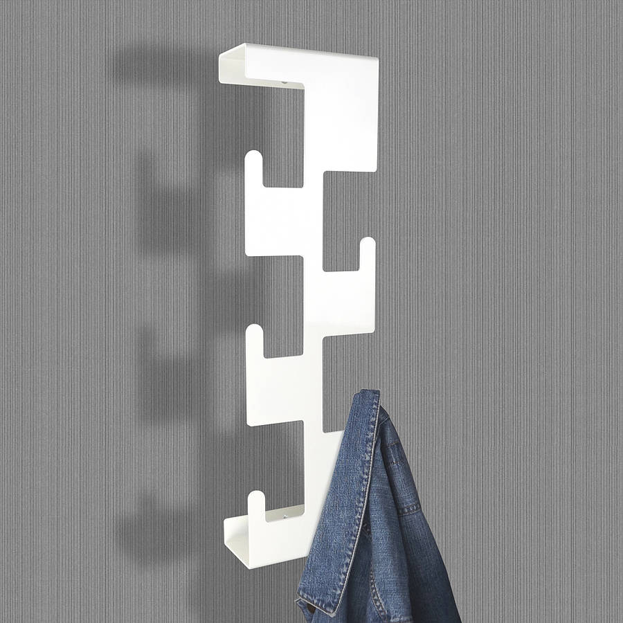 Retro Coat Rack By The Metal House Limited