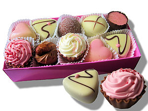 Birthdays Or Occassions Chocolates Gift Box - food & drink gifts