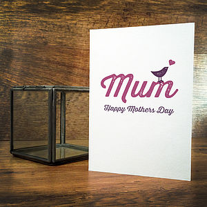 Mother's Day Card - seasonal cards