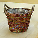 Traditional Woven Basket