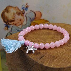Child's Bracelet With Horse Charm