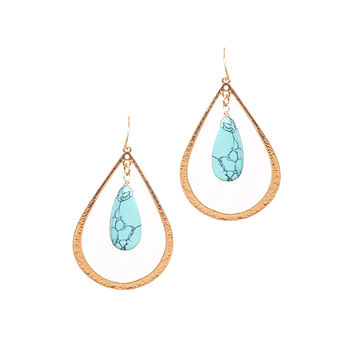 Beck Drop Earrings