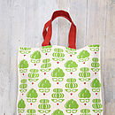 Ladies Canvas Shopper Bag