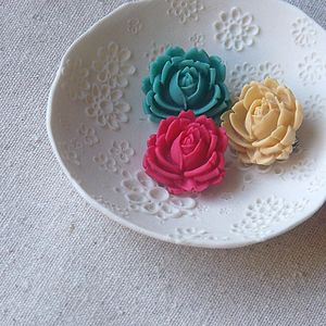 Rose Brooch - pins & brooches