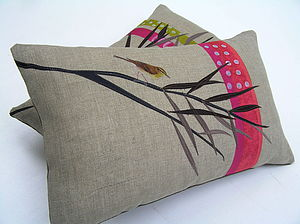 Willow Cushion - patterned cushions