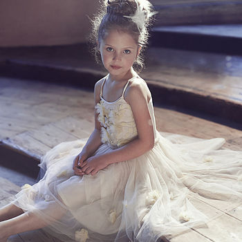 Giselle Tutu Daffodil Dress