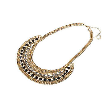 Gold Grecian Style Collar