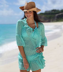 St Barths Dress - swimwear & beachwear