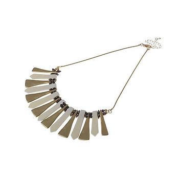 Spiked Design Necklace