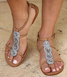 Tiasha Sandals - shoes & boots