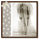 Personalised Photographic Wedding Cards