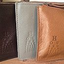 Leather Cosmetics Purse