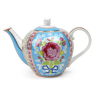 Small Shabby Chic Teapot By PiP Studio - kitchen accessories