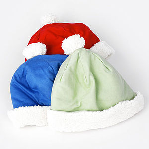 Cotton Jersey Baby Hat - hats, gloves & scarves