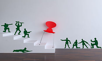 Toy Soldier Wall Stickers