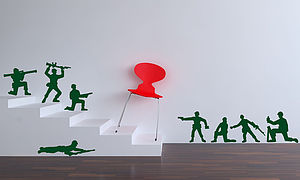 Toy Soldier Wall Stickers - wall stickers