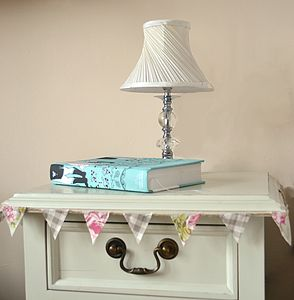Miniature Floral Bunting - home accessories