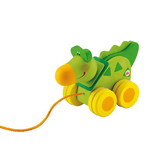 Pull Along Animal Toy