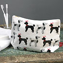 Poodel wash bag lifestyle