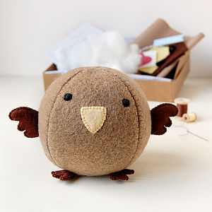 Make Your Own Sparrow Craft Kit
