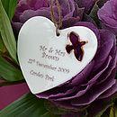 Personalised Wedding Gift Decoration