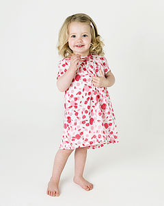 Alley Dress - children's clothing