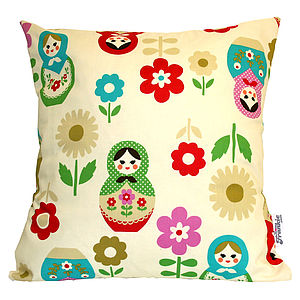 Babushkas Handmade Cushion - furniture