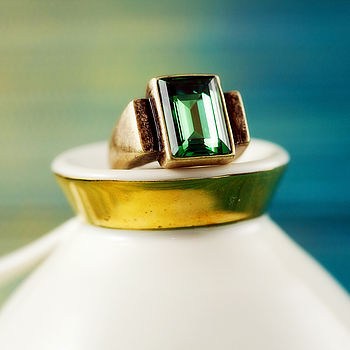 Gemstone Ring - Erinite