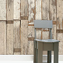 Dutch Scrapwood Wallpaper Two