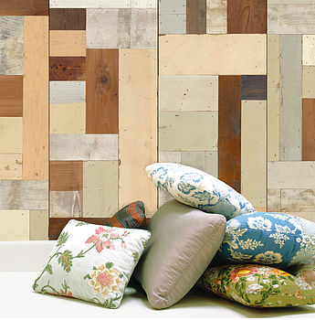 Dutch Scrapwood Wallpaper Six