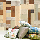 Dutch Scrapwood Wallpaper Six