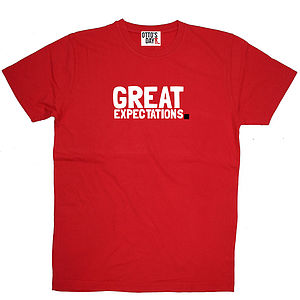 'Great Expectations' T Shirt