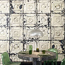 Merci Brooklyn Tin Tiles Wallpaper TIN 01