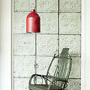 Merci Brooklyn Tin Tiles Wallpaper TIN 05