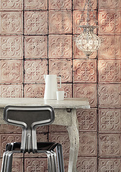 Merci Brooklyn Tin Tiles Wallpaper TIN 06