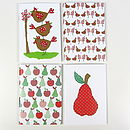 Hens Or Apples Pocket Notebook