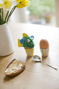 Fair Trade Fish Egg Cosy - egg cups & cosies