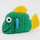 Fair Trade Fish Egg Cosy