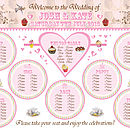 Luxury Wedding Table Plan