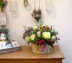 Un Panier D'amour - centre pieces & flowers